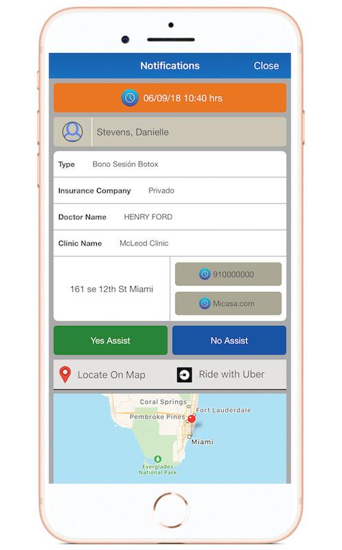 drincloud app